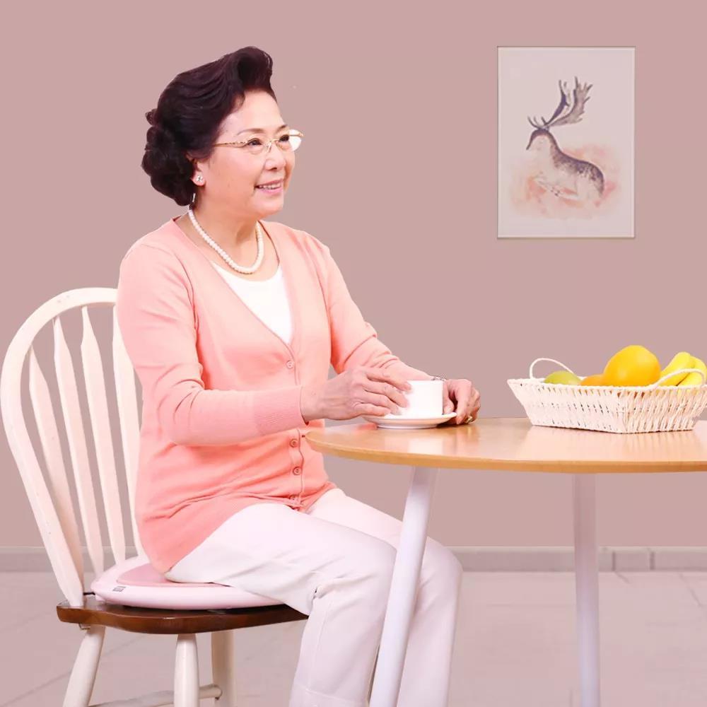 韩国五行艾灸器_艾益生 坐灸神器